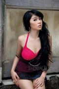 Tenty Kamal hot model indonesia - wartainfo.com