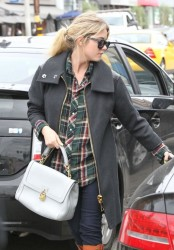 Ashley Benson - out and about in West Hollywood 1/24/13