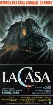 La casa - The Evil dead (1982) .avi DVDRip XVID.AC3 - ITA
