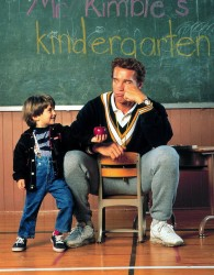 Детсадовский полицейский / Kindergarten Cop (Арнольд Шварценеггер, 1990).  4f473f234772141