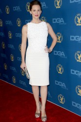 Jennifer Garner - 65th Annual Directors Guild Of America Awards in LA 2/2/13