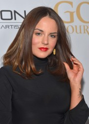 Joanna JoJo Levesque - BET Music Matters Grammy Showcase in Hollywood 2/8/13