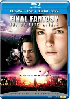Final Fantasy: The Spirits Within 2001 m720p BluRay x264-BiRD