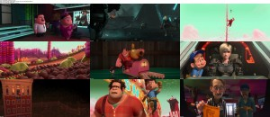 Download Wreck It Ralph (2012) BluRay 720p 700MB Ganool
