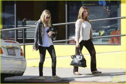 Ashley Benson - out and about in LA 2/14/13