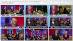 GRETCHEN CARLSON - handjob - cleavage - legs - fnc - fnf - sept24,2010