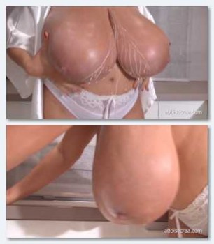 Large Boobed Mom – White Tonight HD 1080p