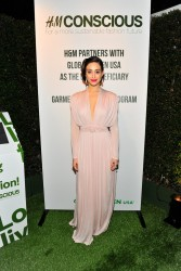 Emmy Rossum - 10th Annual Global Green USA Pre-Oscar Party in Hollywood 2/20/13
