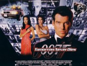 Джеймс Бонд 007: Завтра не умрёт никогда / Tomorrow Never Dies (Пирс Броснан, 1997) 052fda238888907