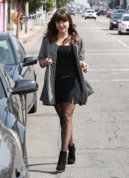 Sophia Bush - out and about in LA 3/4/13
