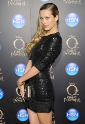 Petra Nemcova - 'Oz The Great And Powerful' VIP screening in NYC 3/5/13