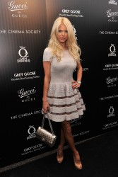 Victoria Silvstedt - Gucci &amp;amp; The Cinema Society hosts 'Oz The Great And Powerful' screening in NYC 3/5/13