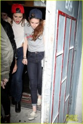 Kristen Stewart - leaving the Troubadour in West Hollywood 3/5/13