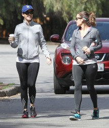 Katy Perry - out for a jog in LA 3/6/13