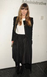 Jessica Biel - The Armory Party at the Museum of Modern Art in NY 3/6/13