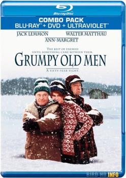 Grumpy Old Men 1993 m720p BluRay x264-BiRD