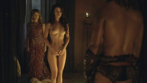 spartacus sex