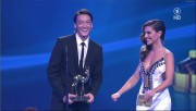 Nazan Eckes - Cleavage (BAMBI 2010) HD 720p