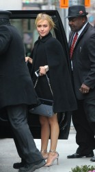 Hayden Panettiere - out in NYC 3/14/13