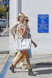 Ashley Tisdale - Shopping in LA 3/14/13
