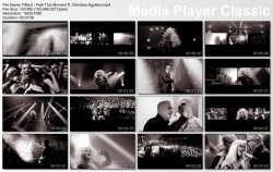 Christina Aguilera - Feel This Moment Official Music Video - 1080p (Pitbull song feature)
