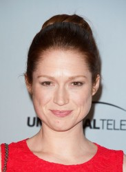 Ellie Kemper - 'The Office' series finale wrap party in Culver City 3/16/13
