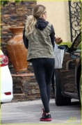 Ashley Tisdale out in Toluca Lake 3/18/13