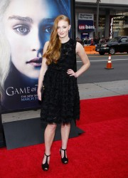 Sophie Turner - Game of Thrones Season 3 premiere in Hollywood 3/18/13