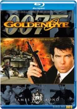 James Bond 007: GoldenEye 1995 m720p BluRay x264-BiRD