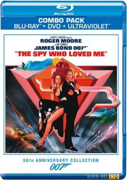 James Bond 007: The Spy Who Loved Me 1977 m720p BluRay x264-BiRD