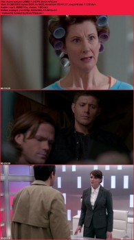 Supernatural [S08E17] HDTV XviD-AFG