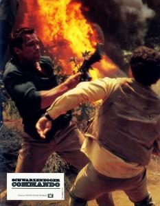 Коммандо / Commando (Арнольд Шварценеггер, 1985) D10838244842319