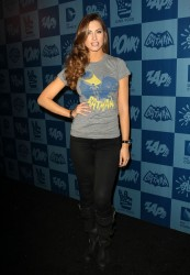 Katherine Webb - 1960's Batman Classic TV Series Product Line Launch in LA 3/21/13