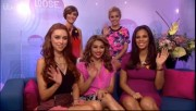 The Saturdays - Loose Women 21st March 2013
