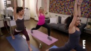 Kate Beckinsale bending over doing yoga - After Lately 22nd March 2013 720p