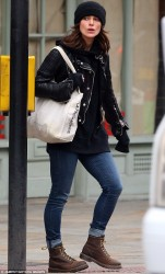 Keira Knightley - out in London 3/22/13