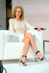 Nicole Kidman - at a press conference for Omega Watches in Vienna 3/24/13