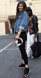 """Zendaya Coleman - """"Dancing With The Stars"""" rehearsal in ..."""