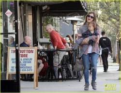 Rachel Bilson - out in Hollywood 3/24/13