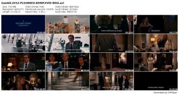 Gambit, czyli jak ograć króla / Gambit (2012)