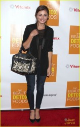 Phoebe Tonkin - 'The Beauty Detox Foods' book launch in West Hollywood 3/26/13