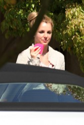 Britney Spears - Out in LA 3/28/13