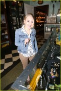 AnnaSophia Robb @ Beauty & Essex in NYC 3/25/13