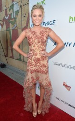 Maika Monroe - 'At Any Price' premiere in Hollywood 4/16/13