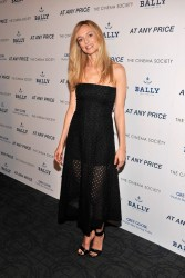 Heather Graham - 'At Any Price' screening in NYC 4/18/13