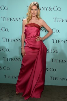 Doutzen Kroes @ Tiffany & Co. Blue Book Ball, NY, 18.04.13 - 5 HQ