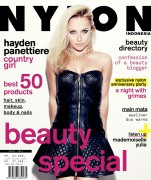 Hayden Panettiere in Nylon Indonesia - April 2013