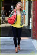 AnnaSophia Robb out and about in Beverly Hills 4/22/13