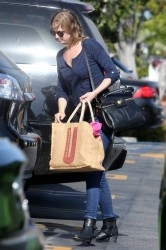 Emily VanCamp - at Gelson's in Hollywood 4/24/13