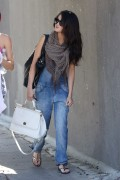 Selena Gomez Out in West Hollywood - April 26, 2013